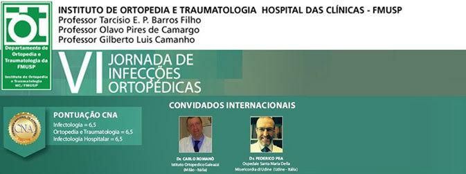 VI Jornada de Infecções Ortopédicas