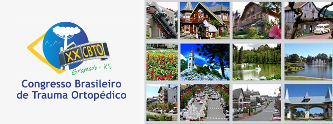 XX Congresso Brasileiro de Trauma Ortopédico