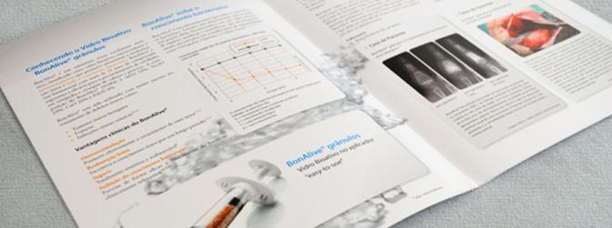Folder BonAlive Granules