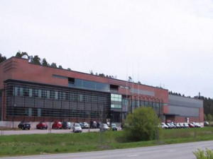 Factory in Finland