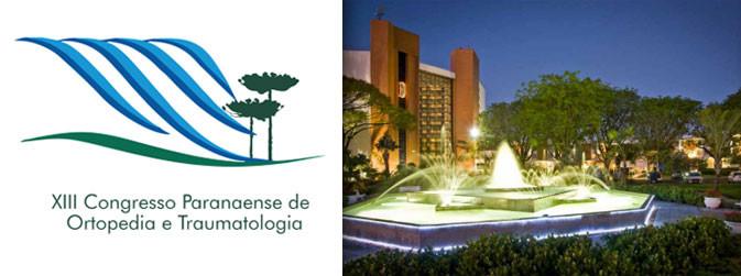 XIII Congresso Paranaense de Ortopedia e Traumatologia (Reprodução)